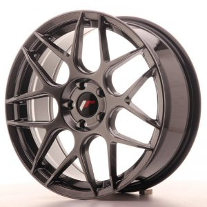 Japan Racing JR18 18x7,5 ET40 5x112 Hiper Blac