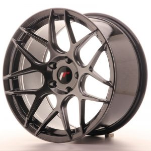 Japan Racing JR18 18x9,5 ET40 5x112 Hiper Blac