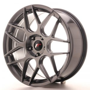 Japan Racing JR18 19x8,5 ET35 5x112 Hiper Blac