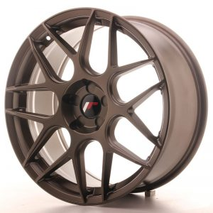 Japan Racing JR18 19x8,5 ET20-40 5H Blank Bronze