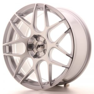 Japan Racing JR18 19x8,5 ET20-40 5H Blank Silver M