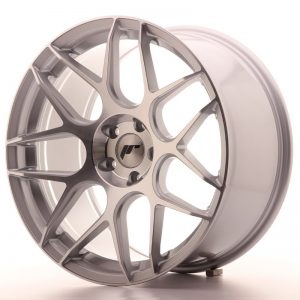 Japan Racing JR18 19x9,5 ET35 5x120 Silver Machine