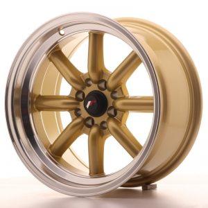 Japan Racing JR19 16x8 ET-20 4x100/114 Gold