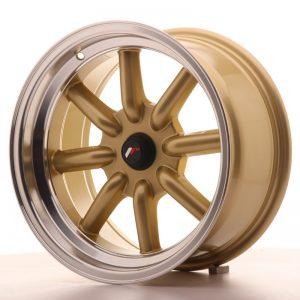 Japan Racing JR19 16x8 ET-20 BLANK Gold