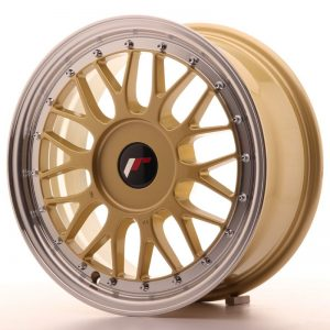 Japan Racing JR23 16x7 ET20-45 Blank Gold