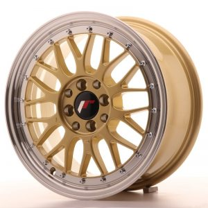Japan Racing JR23 16x7 ET20 4x100/108 Gold