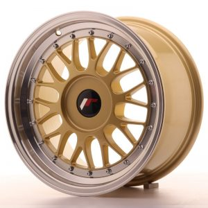 Japan Racing JR23 16x8 ET20-45 Blank Gold