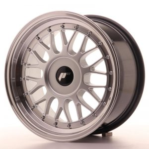 Japan Racing JR23 16x8 ET20-45 Blank Hiper Silver