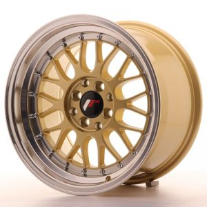 Japan Racing JR23 16x9 ET35 4x100/114,3 Gold
