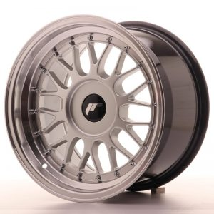 Japan Racing JR23 16x9 ET20-35 Blank Hiper Silver