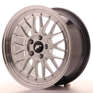 Japan Racing JR23 17x8 ET35 5x100 Hiper Silver