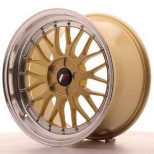 Japan Racing JR23 18x9,5 ET40-42 5H Blank Gold