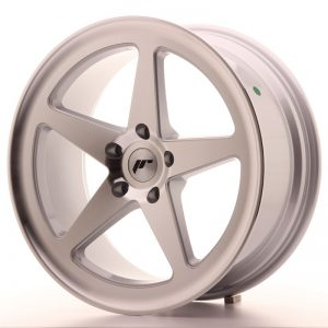 Japan Racing JR24 19x8,5 ET40 5x112 Machined Silve