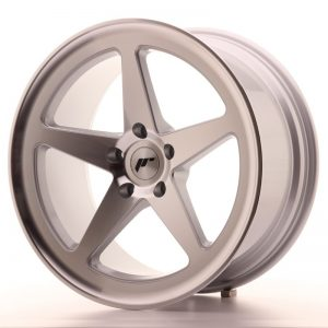 Japan Racing JR24 19x9,5 ET40 5x112 Machined Silve