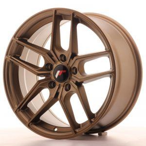 Japan Racing JR25 18x8,5 ET35 5x120 Bronze