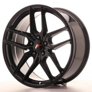 Japan Racing JR25 19x8,5 ET40 5x112 Glossy Black