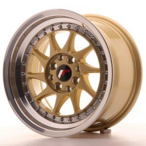 Japan Racing JR26 15x8 ET25 4x100/108 Gold