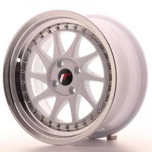 Japan Racing JR26 16x8 ET30 4x100 White