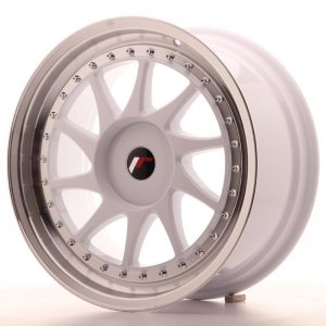 Japan Racing JR26 18x8,5 ET20-40 Blank White