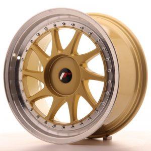 Japan Racing JR26 18x8,5 ET35-40 Blank Gold
