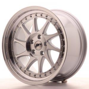 Japan Racing JR26 18x9,5 ET35 5x120 Silver Machine
