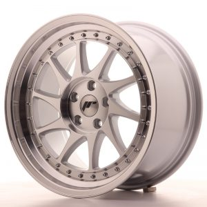 Japan Racing JR26 18x9,5 ET40 5x112 Silver Machine