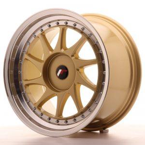 Japan Racing JR26 18x9,5 ET35-40 Blank Gold