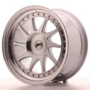 Japan Racing JR26 18x9,5 ET35-40 Blank Silver Mach