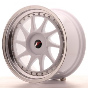 Japan Racing JR26 18x9,5 ET35-40 Blank White