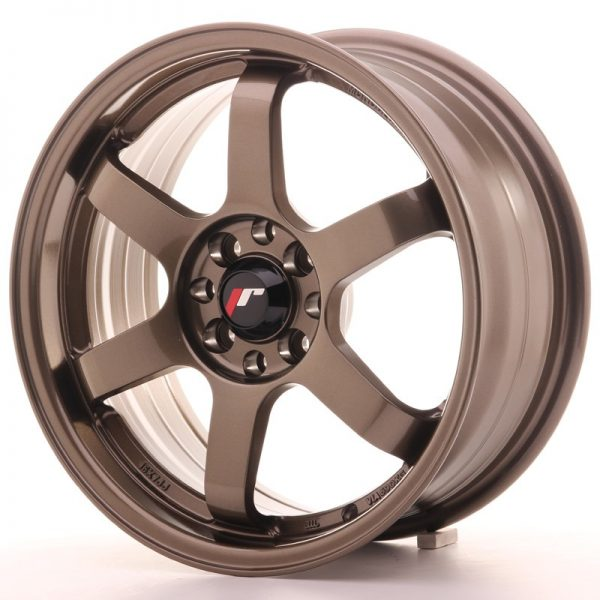 Japan Racing JR3 16x7 ET40 4x100/114 Bronze