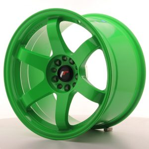 Japan Racing JR3 18x10,5 ET15 5x114,3/120 Green