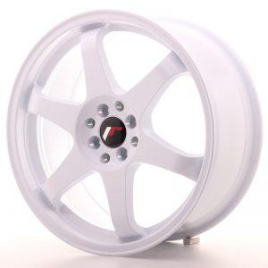 Japan Racing JR3 18x8 ET40 4x100/114 White
