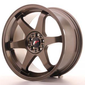Japan Racing JR3 18x9 ET35 5x114/120 Bronze