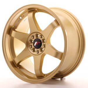 Japan Racing JR3 18x9 ET40 5x100/108 Gold