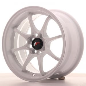 Japan Racing JR5 15x8 ET28 4x100 White