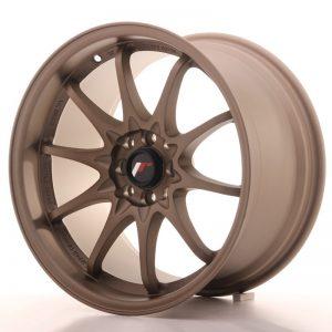 Japan Racing JR5 17x9,5 ET25 5x100/114,3 ABZ bronz