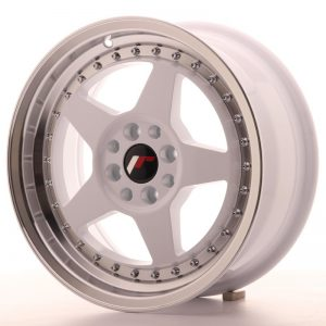 Japan Racing JR6 16x7 ET35 4x100/114 White