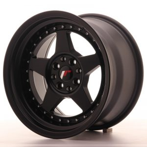 Japan Racing JR6 16x9 ET20 4x100/108 Matt Black