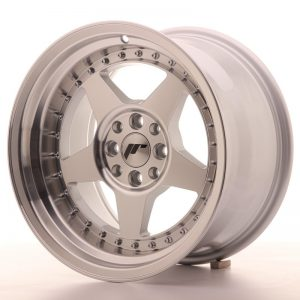 Japan Racing JR6 16x9 ET20 4x100/108 Mach Silver