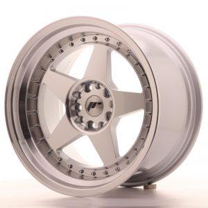 Japan Racing JR6 18x10,5 ET25 5x114,3/120 Silver M