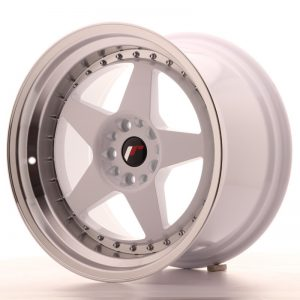 Japan Racing JR6 18x10,5 ET25 5x114,3/120 White
