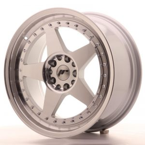 Japan Racing JR6 18x8,5 ET22 5x114,3/120 Silver Ma