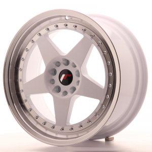 Japan Racing JR6 18x8,5 ET22 5x114,3/120 White