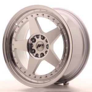 Japan Racing JR6 18x8,5 ET40 5x112/114,3 Silver Ma