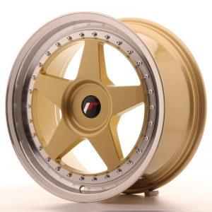 Japan Racing JR6 18x8,5 ET20-40 Blank Gold