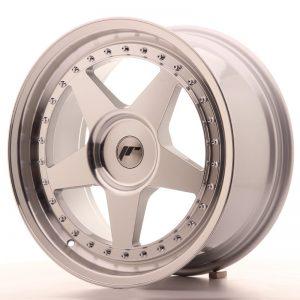 Japan Racing JR6 18x8,5 ET35-40 Blank Silver Machi