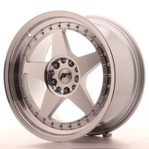 Japan Racing JR6 18x9,5 ET22 5x114,3/120 Silver Ma
