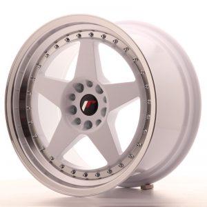Japan Racing JR6 18x9,5 ET22 5x114,3/120 White