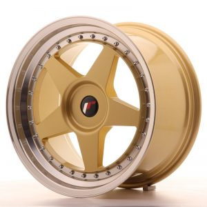 Japan Racing JR6 18x9,5 ET20-40 Blank Gold
