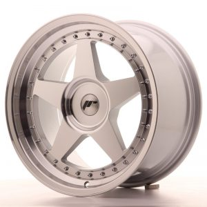 Japan Racing JR6 18x9,5 ET35-40 Blank Silver Machi